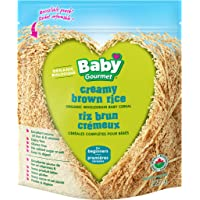 Baby Gourmet Brown Rice Cereal, 6-Pack