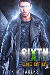 Sixth: Dark Superhero Romance (One of Us Series Book 1) Kindle Edition