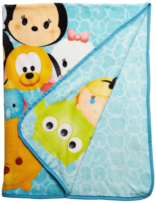 Disney Tsum Stack Plush Throw Image 2