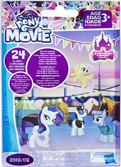 My Little Pony Friendship is Magic Collection Blind Bags (2018/02)