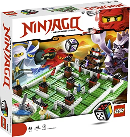 Amazon.com: LEGO Ninjago 3856: Toys & Games