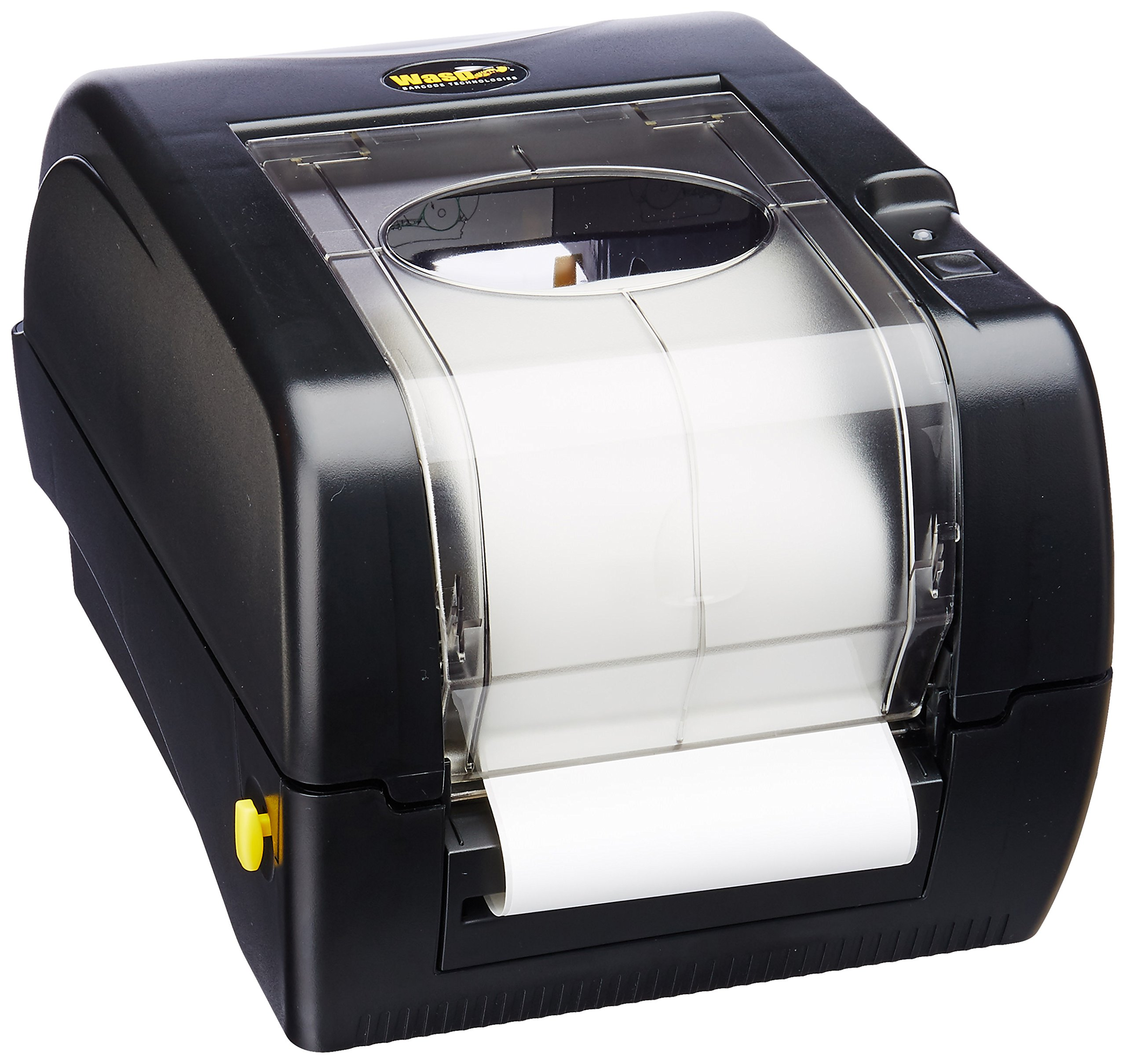 Wasp WPL305 Monochrome Direct Thermal Label Printer with Reflective Media Sensor, 5 in/s Print Speed, 203 dpi Print Resolution, 4.25'' Print Width, 110/220V AC by Wasp Technologies