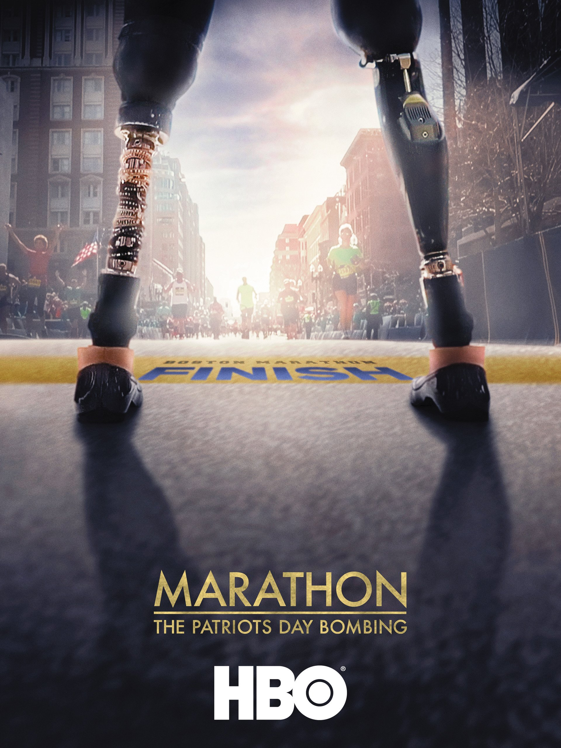 Marathon: The Patriots Day Bombing by