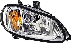 Dorman 888-5203 Passenger Side Headlight Assembly for Select Freightliner / Thomas Models