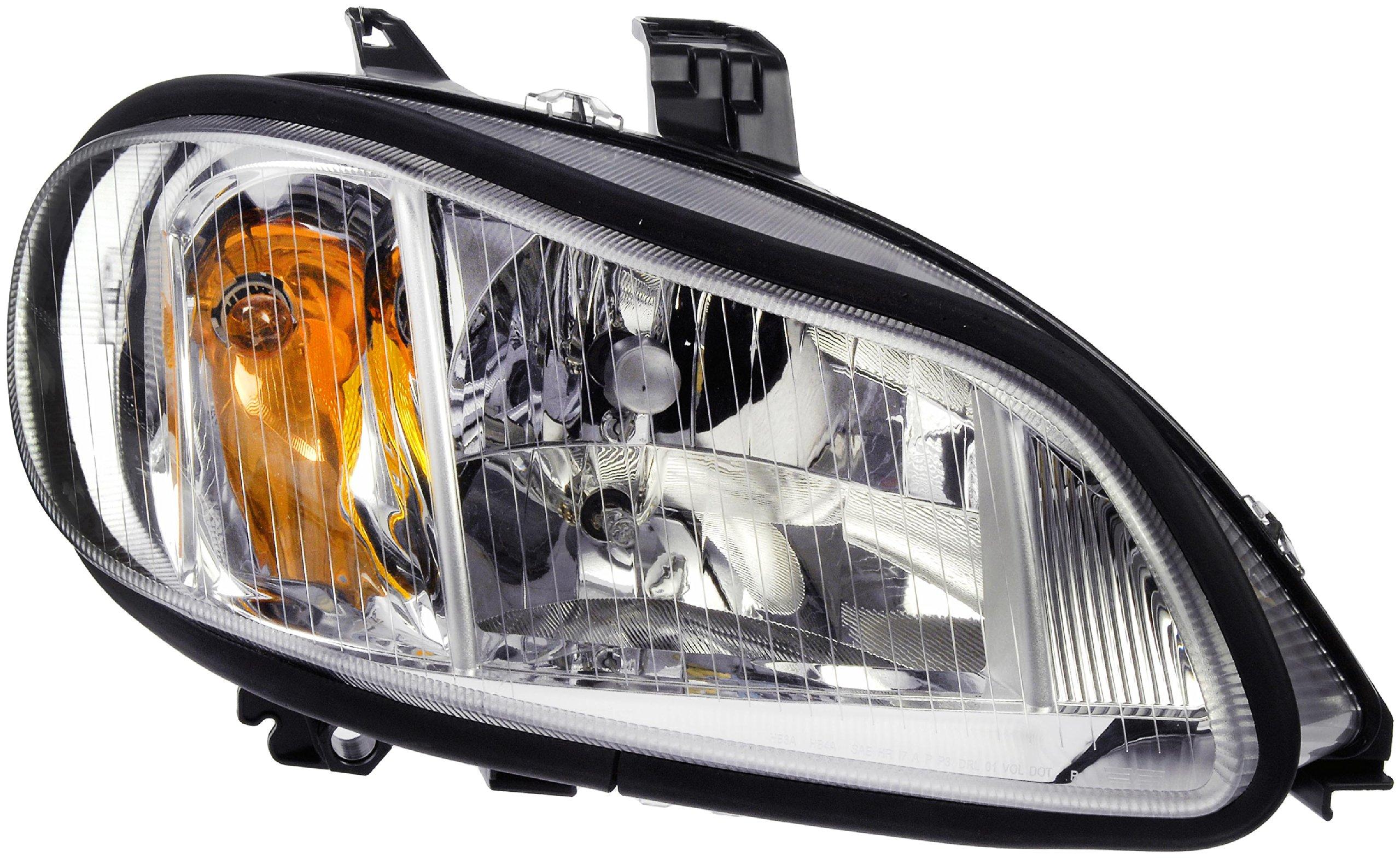 Dorman 888-5203 Passenger Side Headlight Assembly For Select Freightliner/Thomas Models