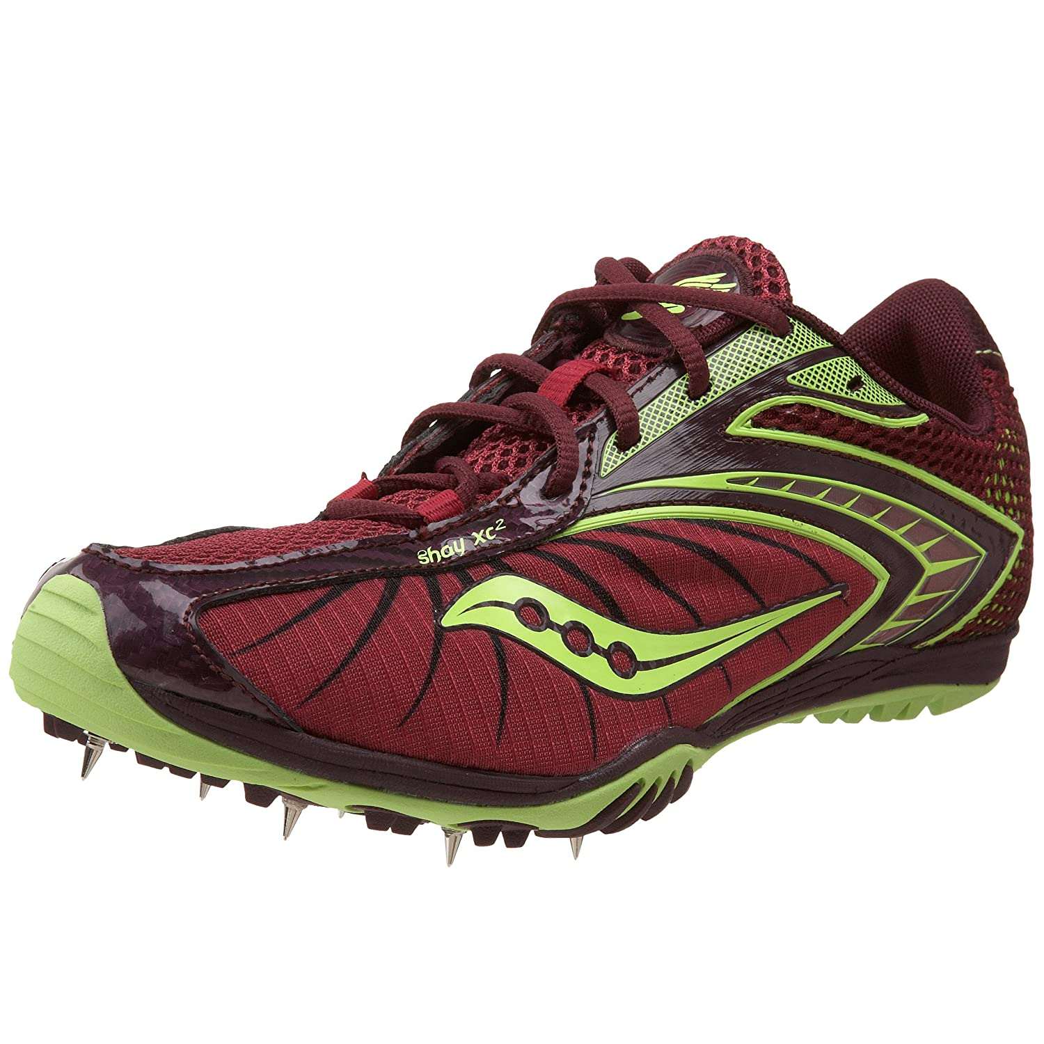 Saucony Women s Shay XC 2 Spike Track Shoe