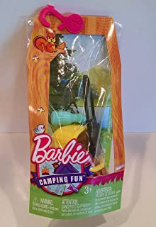 barbie camping accessories