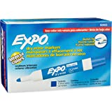 Expo Dry Erase Marker - Bullet Blue 12-pack