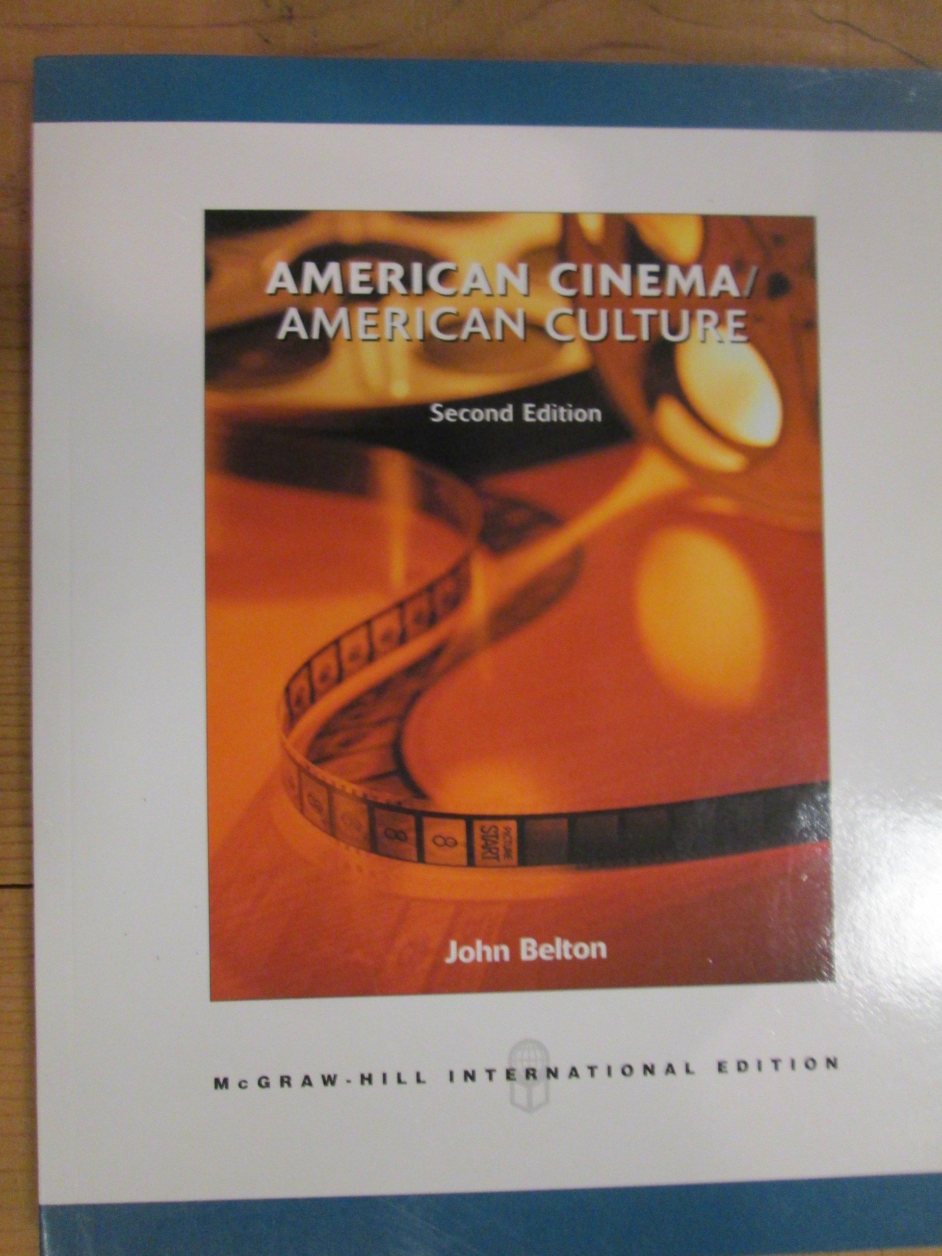 American Cinema, American Culture pdf