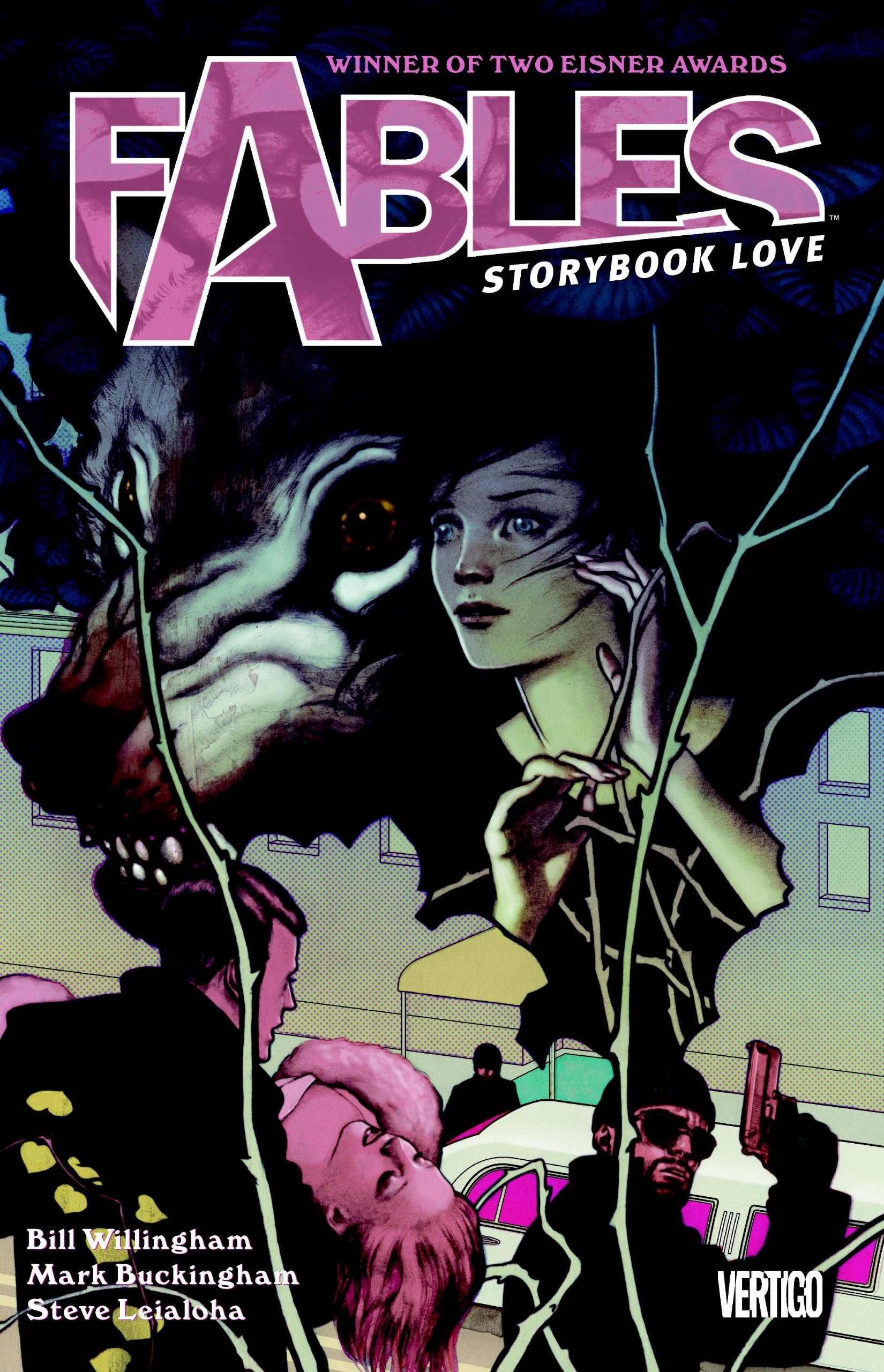 Fables Vol 3 Storybook Love product image