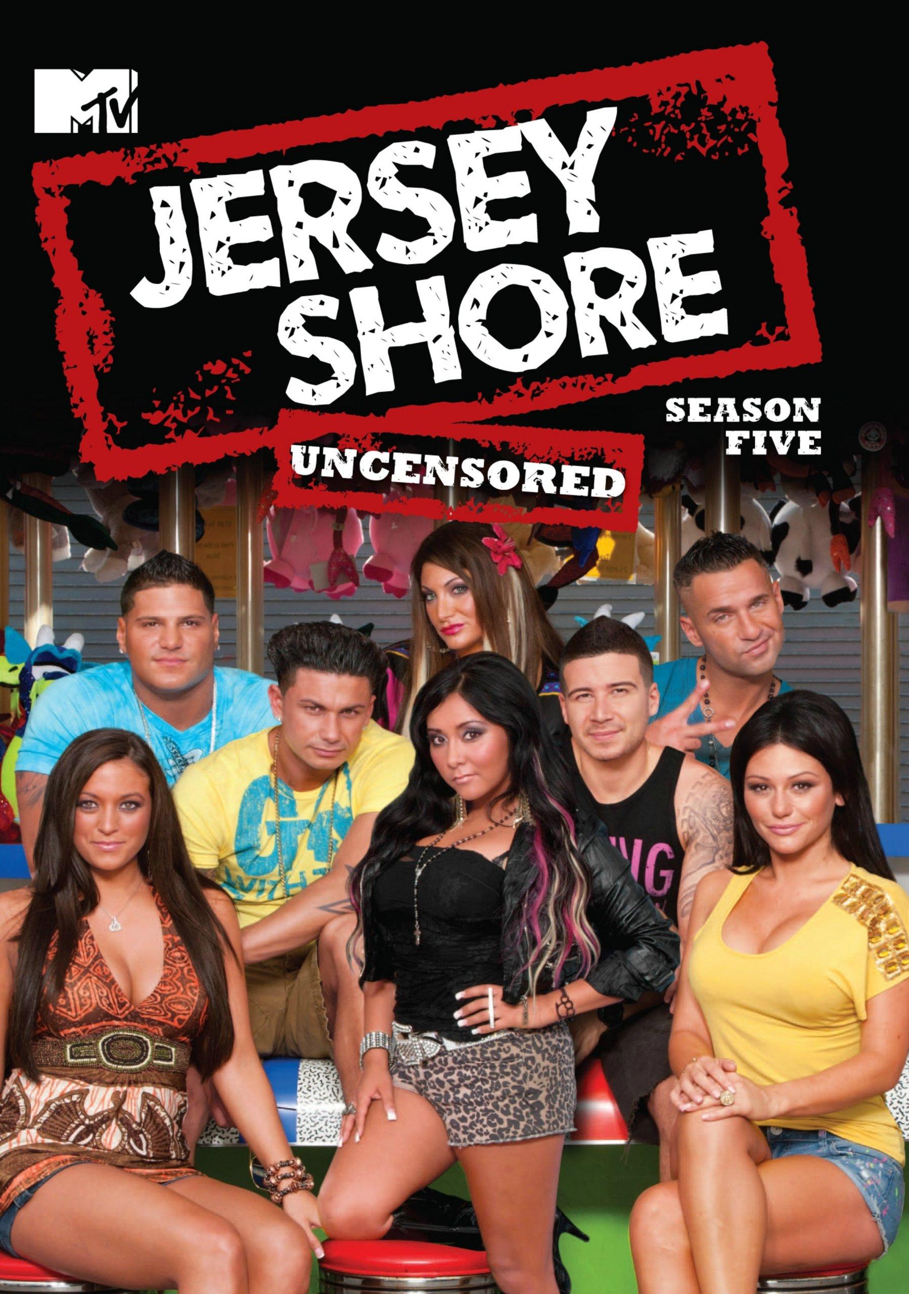 Jersey Shore: Season 5 (Uncensored)