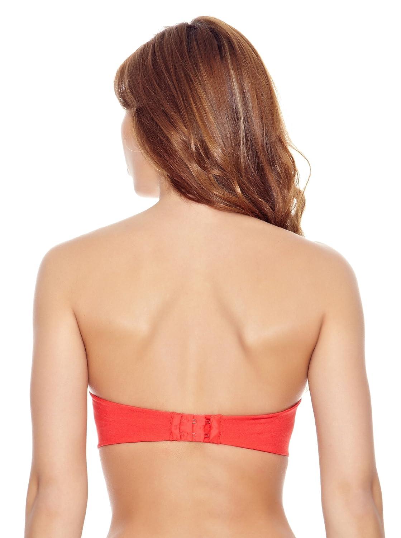 Wonderbra Strapless Lace - Sujetador sin tirantes para mujer: Amazon.es: Ropa y accesorios