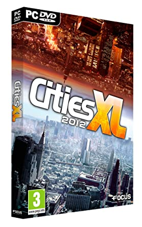 Image result for Cities_XL_2012 cover pc