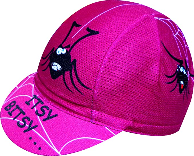 GORRA IPSY BITSY SPIDER, MICROPERFORADA, CICLISMO, RUNNING ...