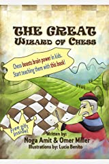 Early childhood education: The GREAT Wizard of Chess: Solving conflicts in creative ways (Open-minded Children Book collection) Kindle Edition