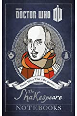 Doctor Who: The Shakespeare Notebooks (Dr Who) Kindle Edition
