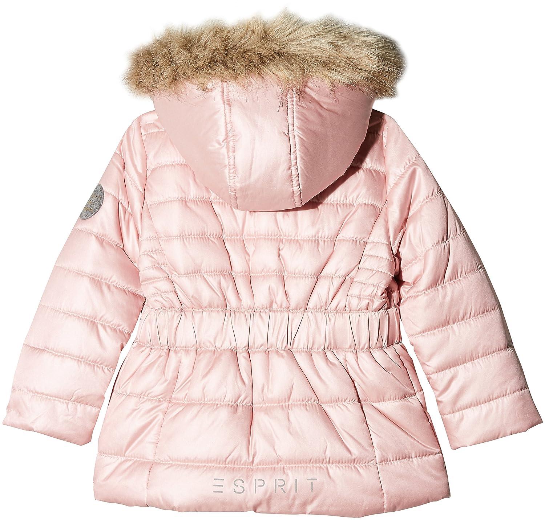 e9e2935b4d81 ESPRIT KIDS RK44023 Manteau Fille Rose (Old Pink) 2 Ans (Taille Fabricant   2Y) Lot de  Amazon.fr  Vêtements et accessoires
