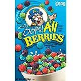Cap'N Crunch's Oops All Berries Breakfast Cereal, 15.4 Ounce