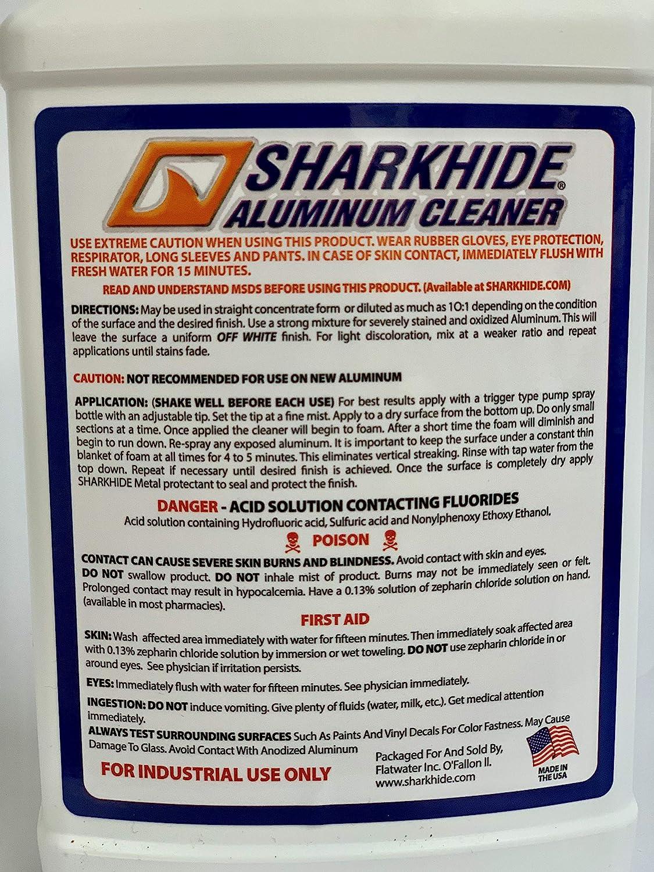 Sharkhide Aluminum Cleaner
