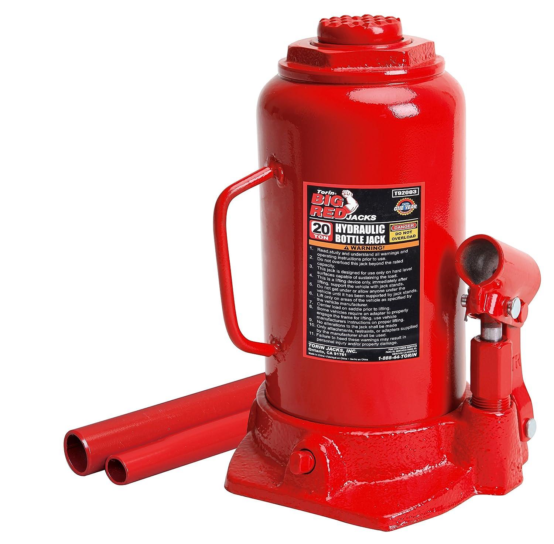 Design of bottle car jack - Amazon Com Torin T92003b Big Red Hydraulic Bottle Jack 20 Ton Capacity Automotive