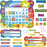 Trend Enterprises Star Calendar Bulletin Board Set (T-8194)