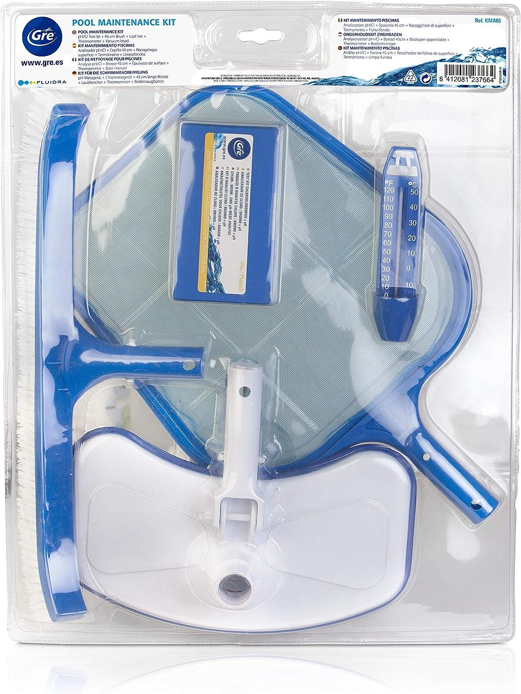 Gre KMA05 - Kit de 5 Artículos para la Limpieza de Piscinas ...