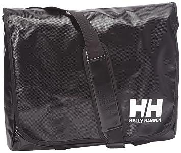 Helly Hansen Messenger Bag - Mochila unisex, color negro, talla única: Amazon.es: Equipaje