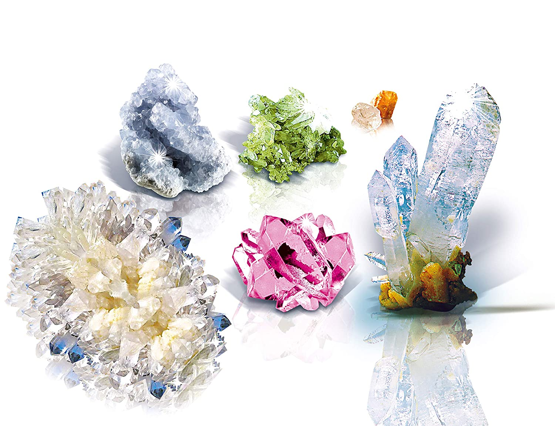 , Ni/ño//ni/ña,, 265 mm s Clementoni 8005125692699 Qu/ímica, Crystal tree, 8 a/ño Juguetes y kits de ciencia para ni/ños