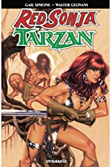 Red Sonja/Tarzan Collection Kindle Edition