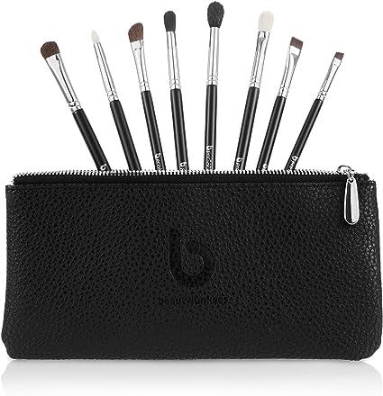 Set Pinceles Juegos de Maquillaje de Beauty Junkees | Brochas de Belleza para Maquillar Contouring y