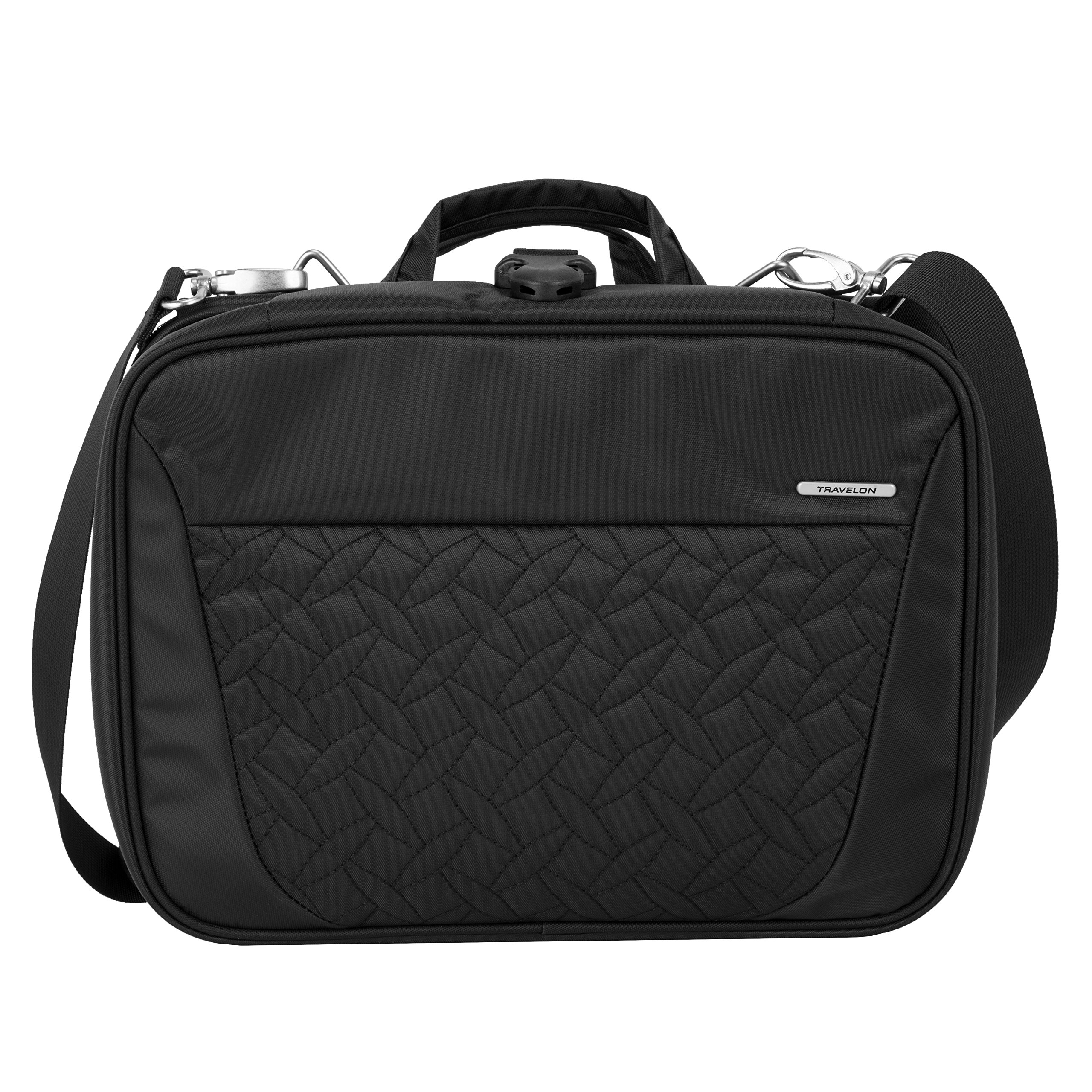 Travelon Total Toiletry Kit, Black, One Size by Travelon (Image #1)