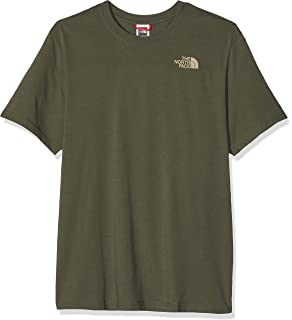 2e61f04bc The North Face Redbox Celebration Men's Outdoor T-Shirt: Amazon.co ...