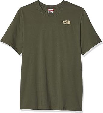 The North Face M S/S Redbox Celebration tee Camiseta, Hombre: Amazon.es: Ropa y accesorios