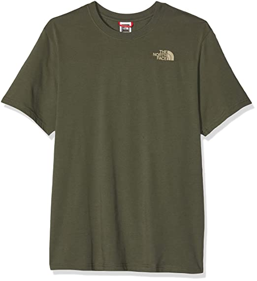 The North Face M S/S Redbox Celebration tee Camiseta, Hombre ...