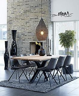CANETT FURNITURE Maison Modern Design Tisch/Esstisch Holz Massiv ...