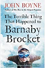 The Terrible thing that Happened to Barnaby Brocket Paperback