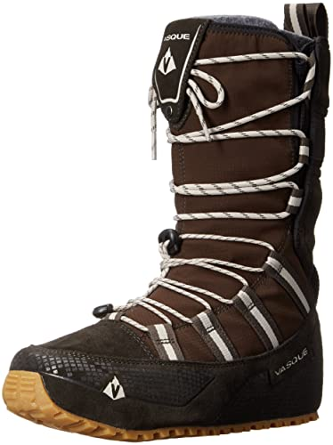 Vasque Women's Lost 40 Snow Boot, Black Olive/Oatmeal, ...