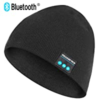 Deals on Fulllight Tech Upgraded V4.2 Bluetooth Beanie Hat w/Mic