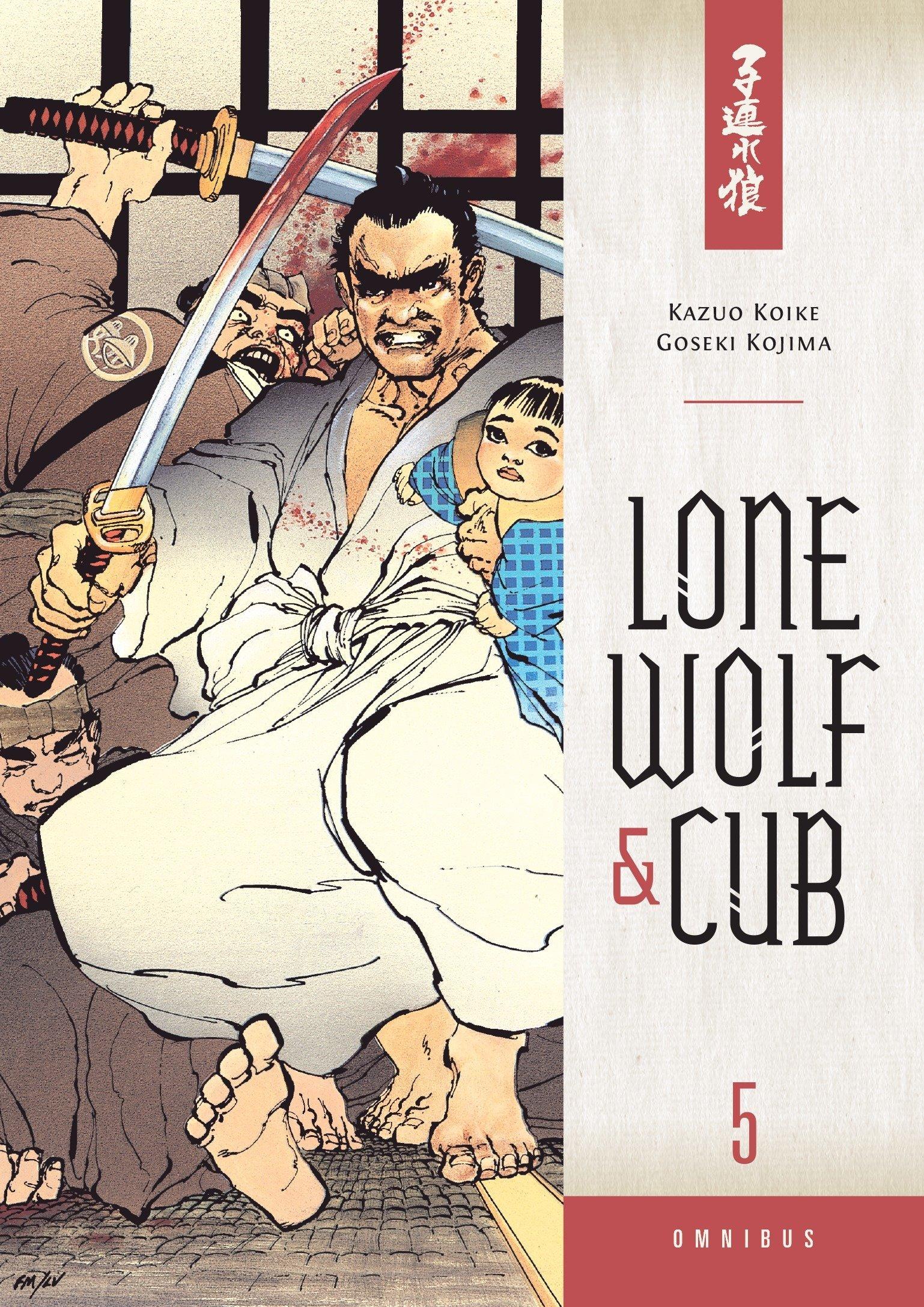 Download Lone Wolf and Cub Omnibus Volume 5 pdf