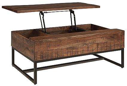 Amazon Com Ashley Furniture Signature Design Hirvanton Lift Top