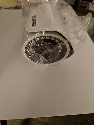 LOREX LNB3163B 3.0-Megapixel HD Weatherproof Bullet Camera, White