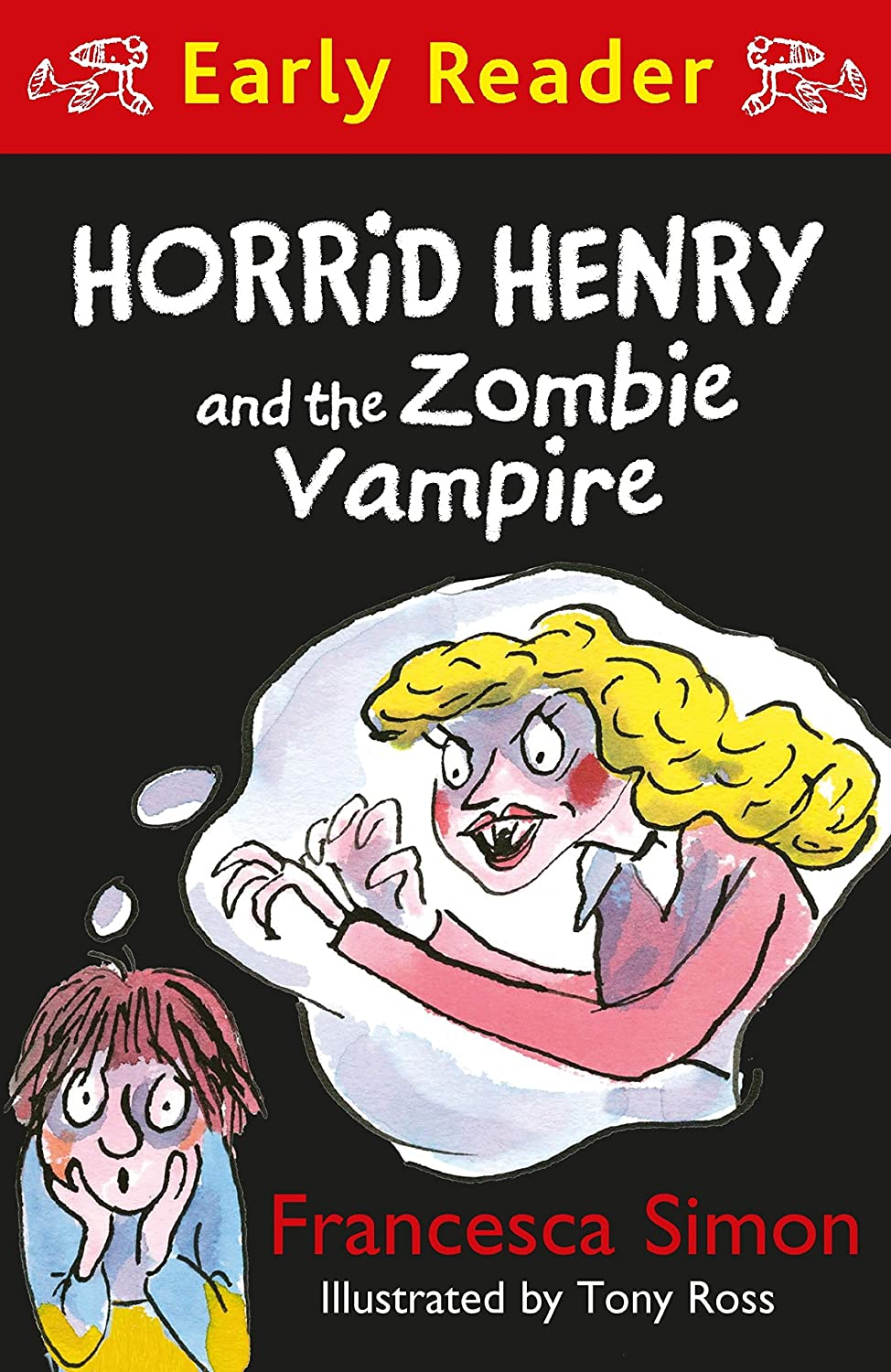 Horrid Henry and the zombie vampire: Horrid Henry Series, Book 20