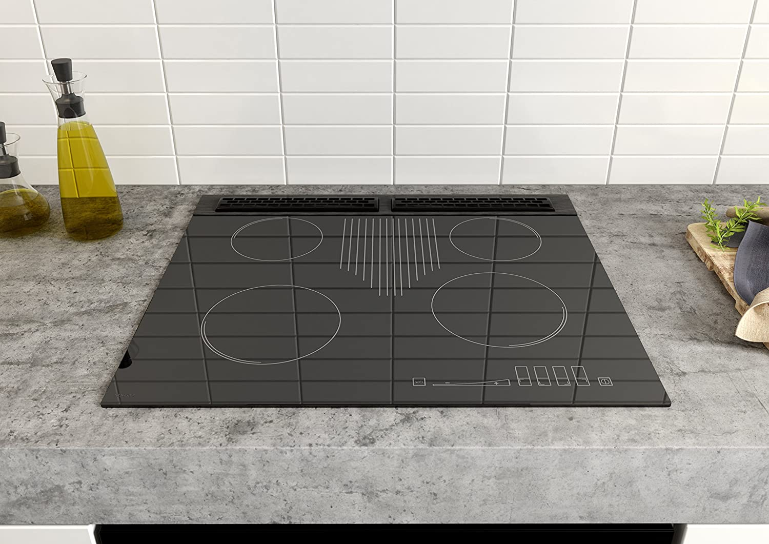 GPC-4 FLAMELESS GAS COOKTOP