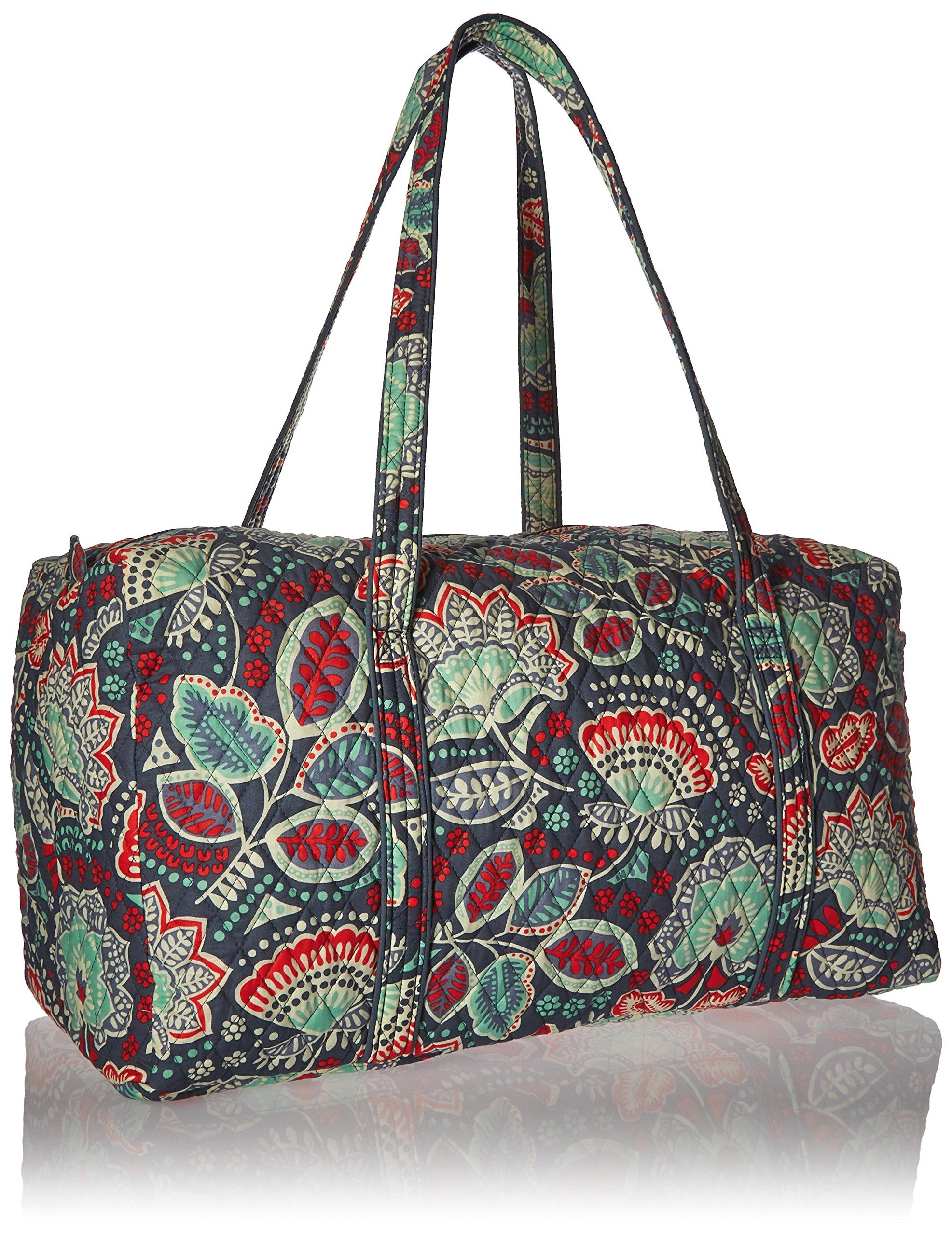 Vera Bradley Luggage Women's Large Duffel Nomadic Floral Duffel Bag by Vera Bradley (Image #2)