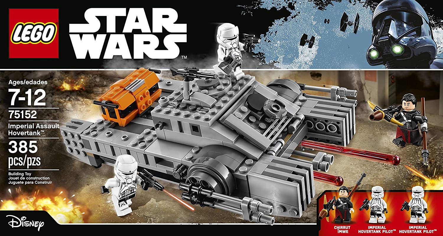 Lego star wars imperial assault hovertank kid assembly - Lego croiseur imperial ...