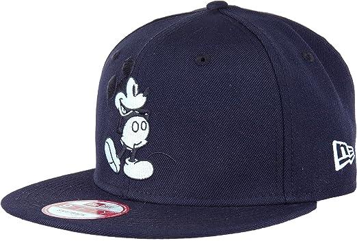 Amazon.com  New Era Mickey Mouse CL Navy Snapback Cap 9fifty Special ... c247bae2b0b