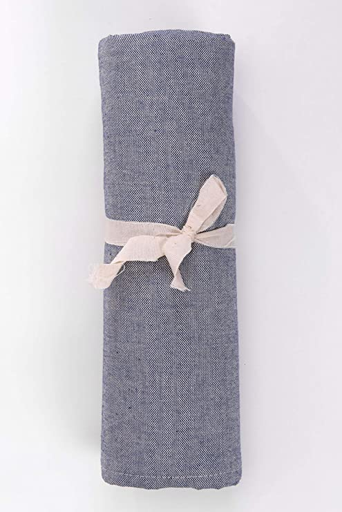 HomeLife – Foulard Multiusos – Tela Decorativa Cubre sofá con diseño Liso, 160x280, fabricación Italiana – Granfoulard de algodón – Cubrecama ...