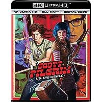 Scott Pilgrim vs. The World (4K Ultra HD + Blu-ray + Digital)