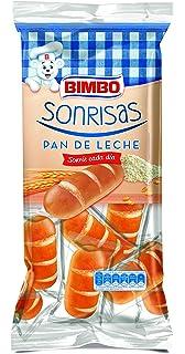 Bimbo - Pan De Leche (8 unidades) 320 g