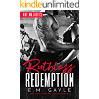 Ruthless Redemption (Outlaw Justice Trilogy Book 3)